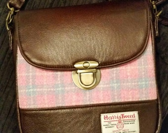 Lewis Cross Body Saddle Bag