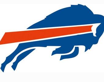 30%OFF Buffalo Bills Logo SVG Eps Dxf Jpeg Format Vector Digital Download File Silhouette Studio ...