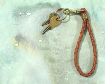 Braided Keychain