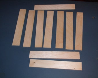 Baltic Birch Wood Pieces