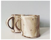 Mugs unique coffee mugs - bff best friend gift for Galentine' s Day -  cute coffee mugs couple present - two ceramic cups pair pottery