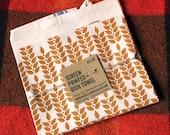 Wheat Pattern Towel