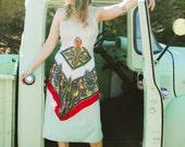 Rubypearl Magic Mint Slip Dress