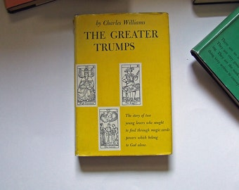 The Greater Trumps by Charles Williams - Pellegrini & Cudahy - June 1950