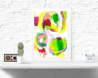 Spring Flowers 1- Original Painting