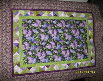 Lilac Quilt
