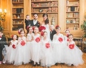 Flower Girl Dress Group Discounts - Wedding Parties - Bridal Party - Contact us for Details
