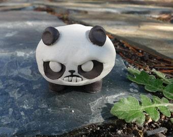 Marshmallow Leg MIffed Panda