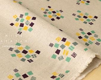 Japanese Fabric Kokka Tayutou - hydrangea - A - fat quarter