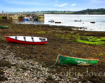 Portaferry, Co. Down, Seaside Village, Fishing Boats, Gala, Ireland Beach, Pier, Norn Iron, Sailing Enthusiast, Strangford, Fishing Photo