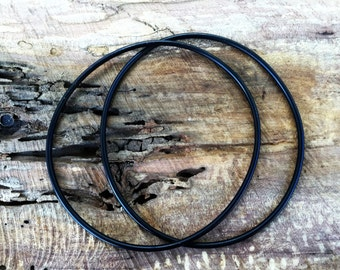 2 Vespera drive bands, Made by Heavenly Handspinning