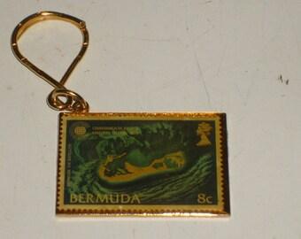 Bermuda key chain