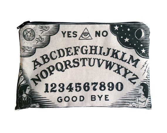 Ouija Board Coin Pouch