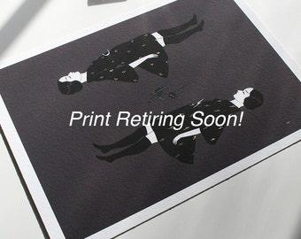 Entremet - archival mini print - Retiring Soon
