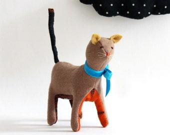 Softie - light brown cat