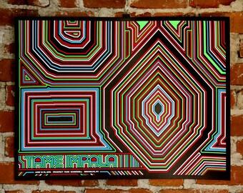 Tame Impala - Brooklyn, NY - Official poster