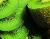 Kiwi Sunsweet handmade vegan soap with coconut milk deeply DISCOUNTED