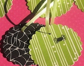 50% OFF - Along Came A Spider - Scalloped Gift Tags