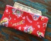 pencil zipper pouch sailor moon