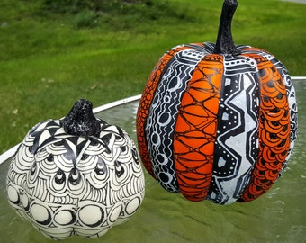 Halloween Fall Pumpkin Decoration Graphic Designs