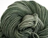 Hand Dyed Aran weight mini Empire Rambouillet Wool 213 yds 4oz Surplus