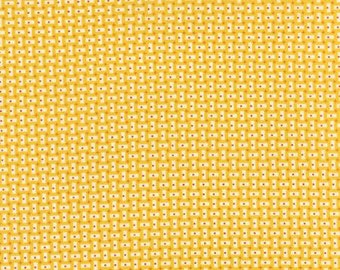 Bread N Butter - From American Jane - Fabric From Moda - Yellow  (21698 16) - 9.95 Per Yard