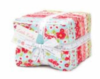SALE - Little Ruby - By Bonnie And Camille - For Moda - Fat Quarter Set - 40 SKUs  - 99.95 Dollars