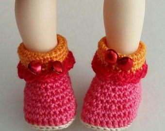 Littlefee, YOSD Festive Jingle Boots