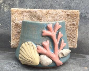 Beach Sponge Holder