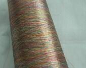 Thread - Vintage Japanese Metallic  - Embellish - Embroider - Weave - Spring Iridescent