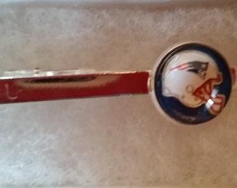 New England Patriots Tie Clip