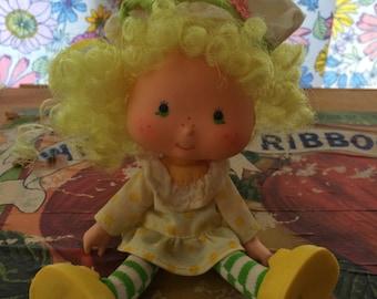 Lemon Meringue Doll