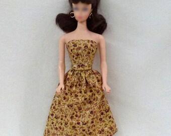 """Fashion Doll Dress Handmade for 11.5"""" dolls"""
