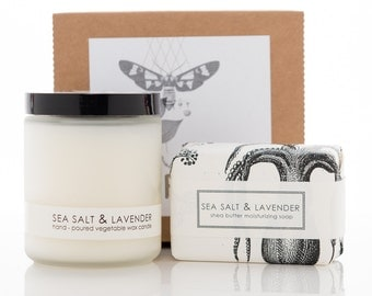 Sea Salt Gift Set