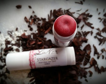 Stargazer//Oxide Free//Lip Tint//Cool Pink//Organic Extracts//Organic Oils
