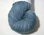 hand dyed yarn - Shimmer Sock - Aire colorway (dyelot 1230)