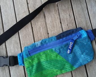 Custom Bag - Fanny Bag - Hip Bag - Recycled Bag