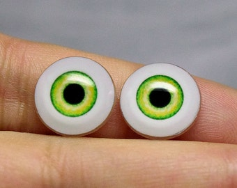 Doll eyes 12mm AD color Sprout