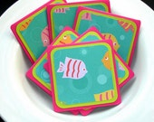 Fish Aquarium Mini Card Set
