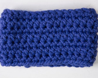Cobalt Women's Headband, Ear Warmer