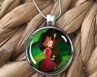 Arrietty Pendant Necklace