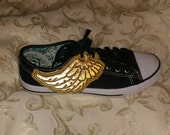 Angel shoe wings (finished item)