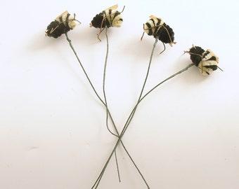 Vintage Bumble Bee Picks