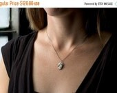 Valentines Day Sale Mountain Brome Necklace with 7 spikelets