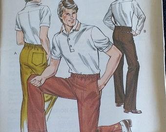 Kwik Sew Mens Pants Pattern 1298