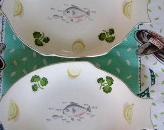 Fabulous fish plates