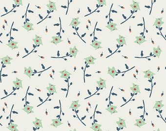 Reminisce Freshly Picked Mint - 1/2 Yard