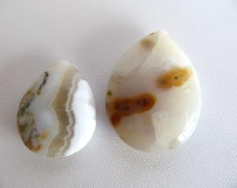 Ocean Jasper Pendant, Ocean Jasper Focal Beads