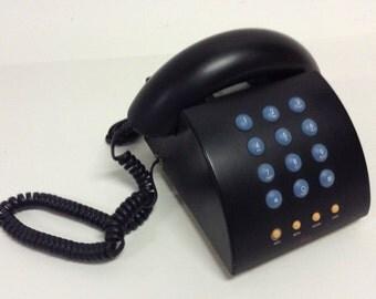 Michael Graves black desk telephone