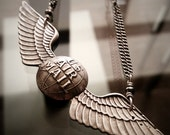 US Air Mail Necklace